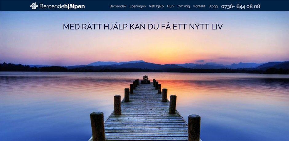 blog en Wordpress Suecia
