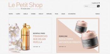 Online perfume store. Le petit shop Marbella