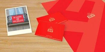 corporate identity Malaga