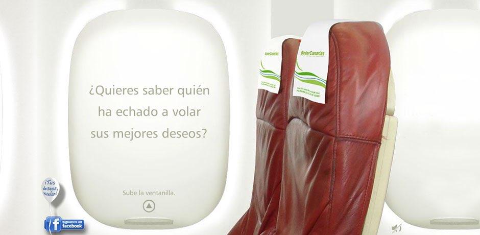 Programmering viral marknadsföringskampanj Kanarieöarna