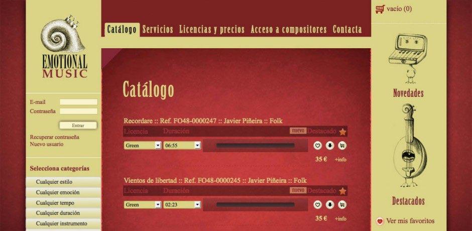 anpassad programmering e-commerce Malaga