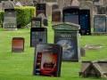 tumba de móviles