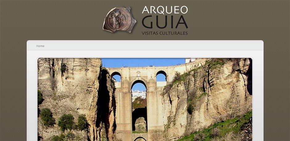 Sitio web turistico Malaga