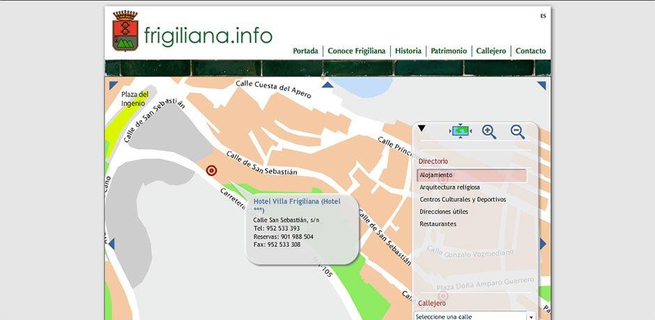 administración en Flash Malaga