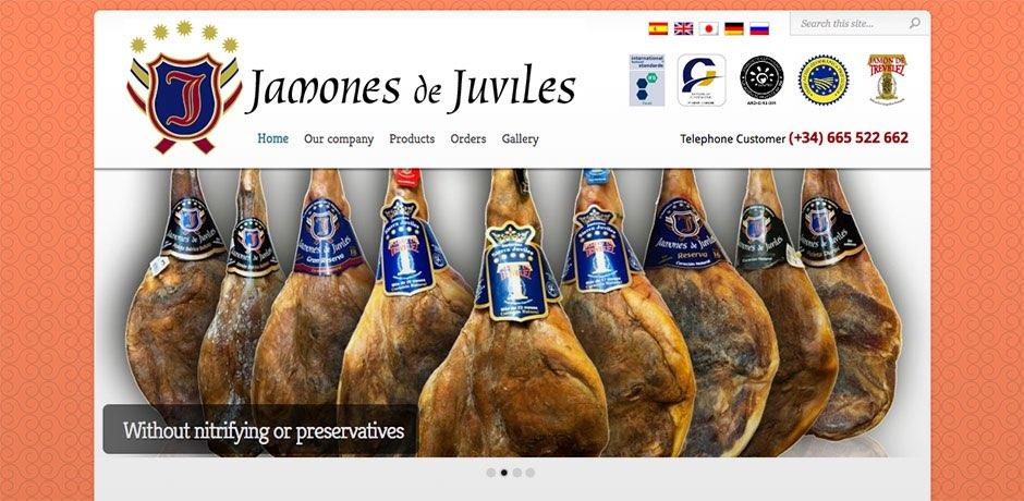 web en wordpress con multiple idiomas Granada