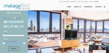real estate portal Malaga