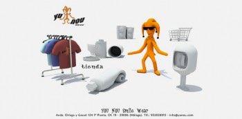 comercio online Flash con animaciones Malaga