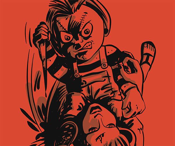 descarga vector Chuckie