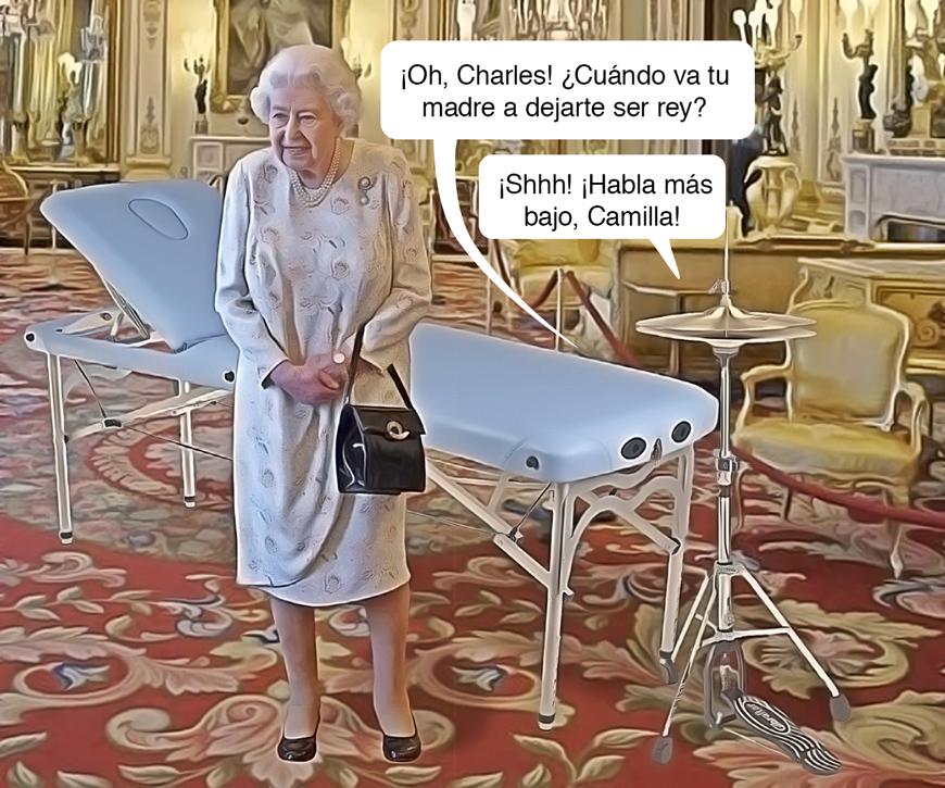 Charles y Camilla