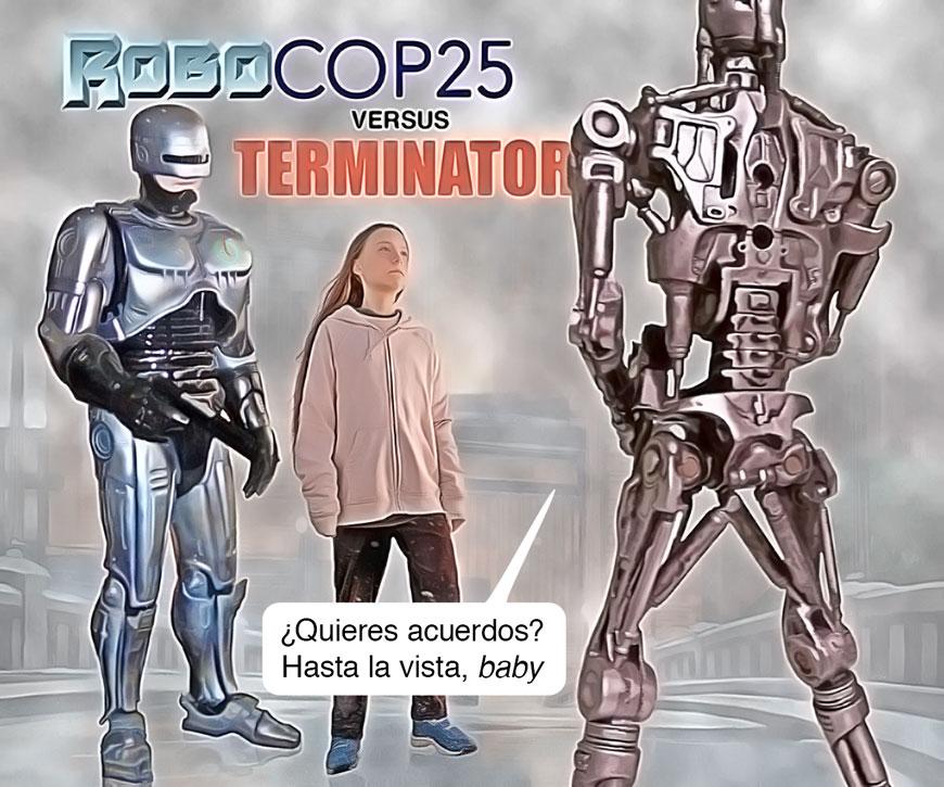 robocop25 vs Terminator