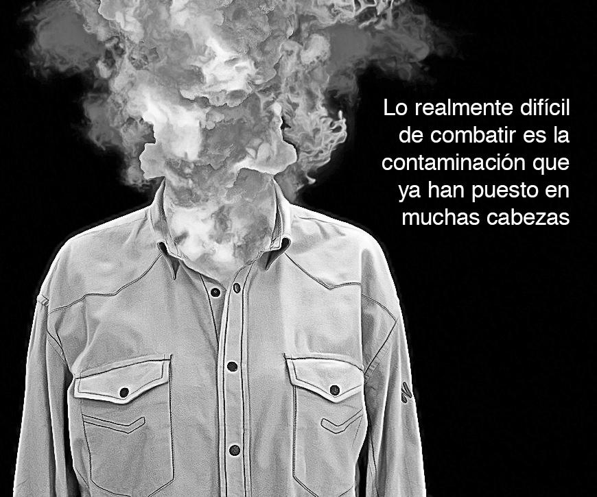 mente contaminada