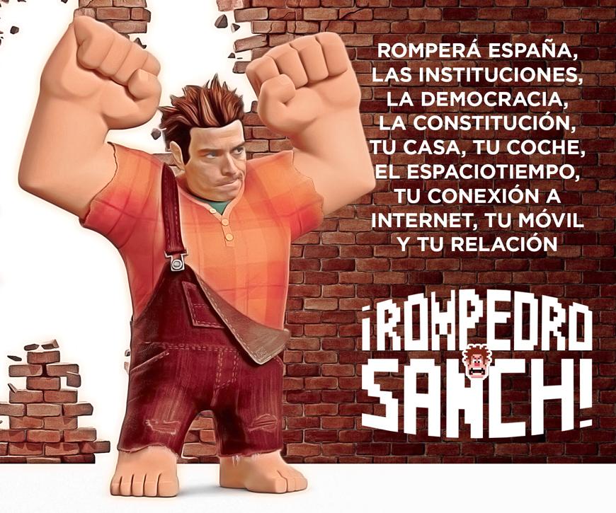Rompedro Sanch