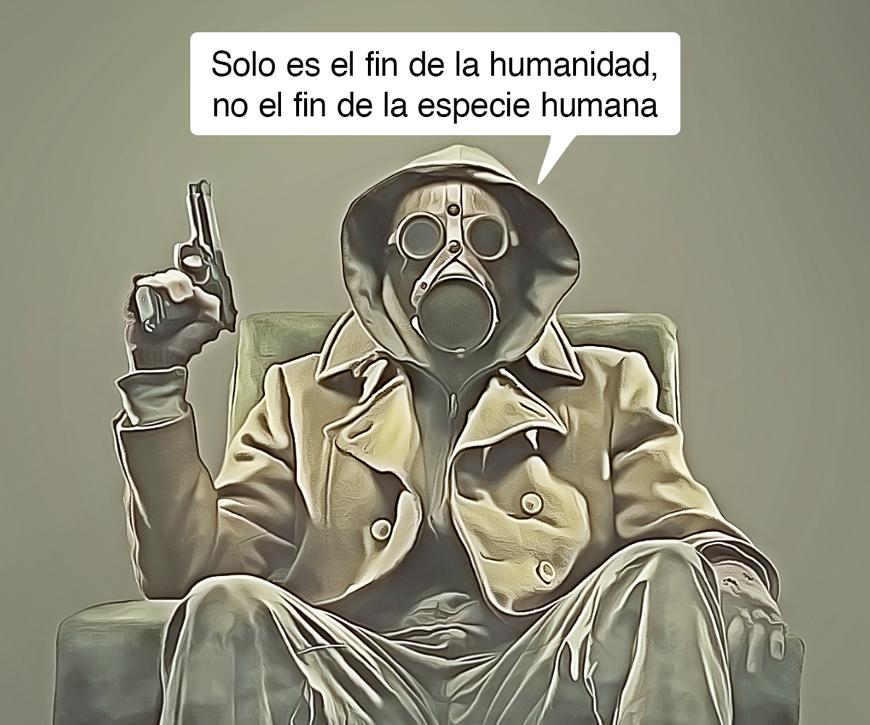 El fin de la humanidad