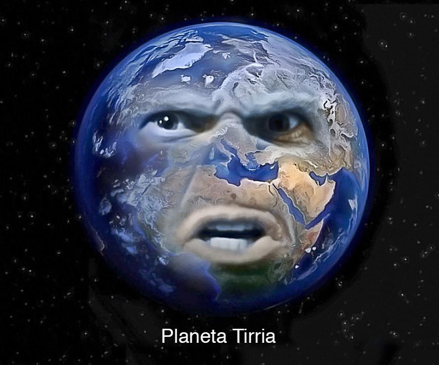 Planeta Tirria