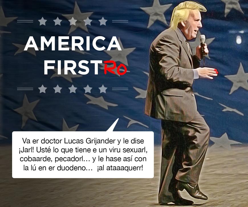 America Firstro