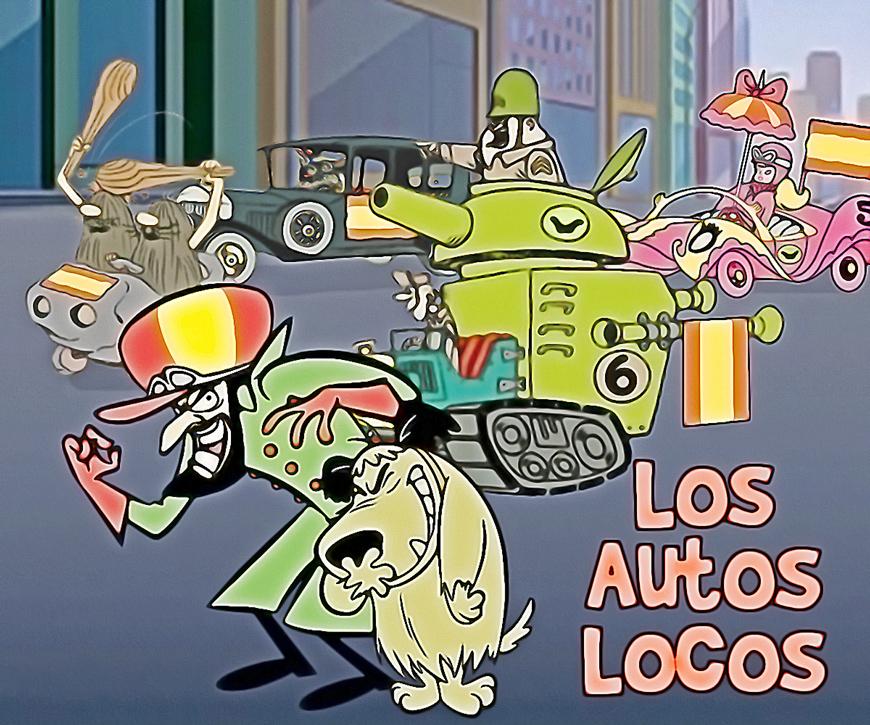 Los autos locos