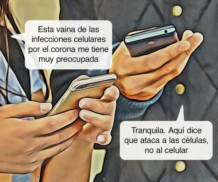 Infección celular
