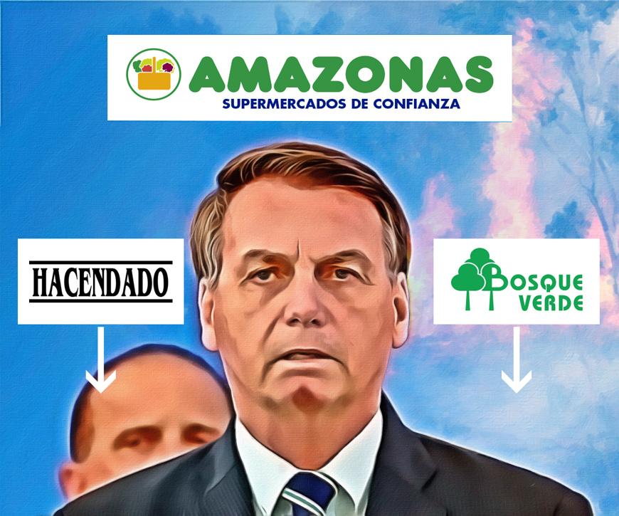 Amazonas, supermercados de confianza