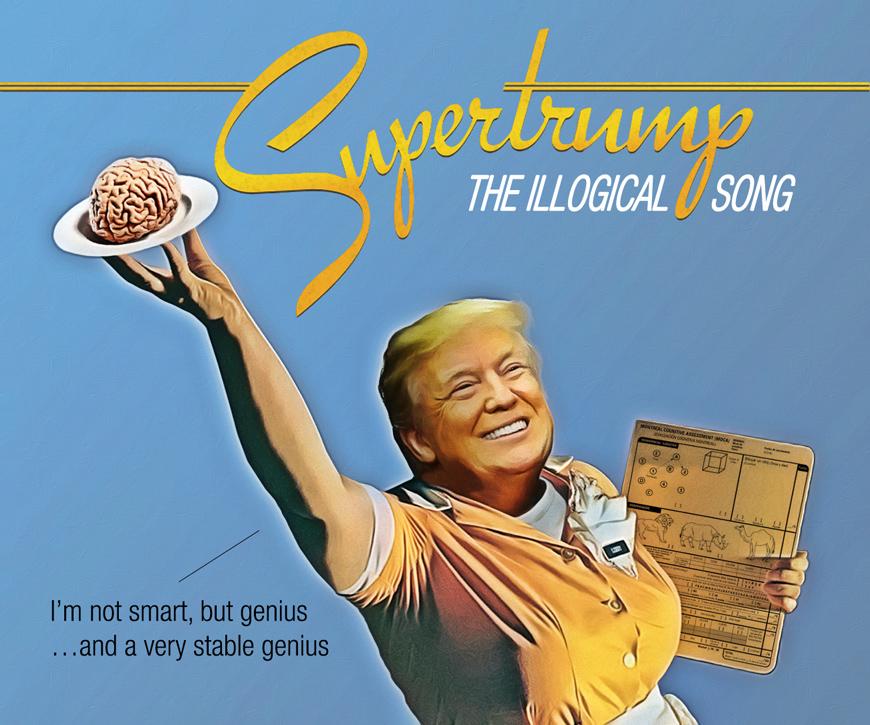 The illogical song- Supertrump