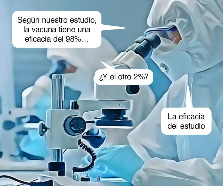 Eficacia vacuna