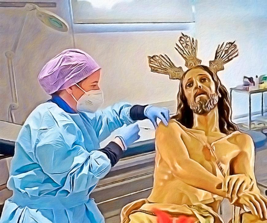 Vacunación de Cristo