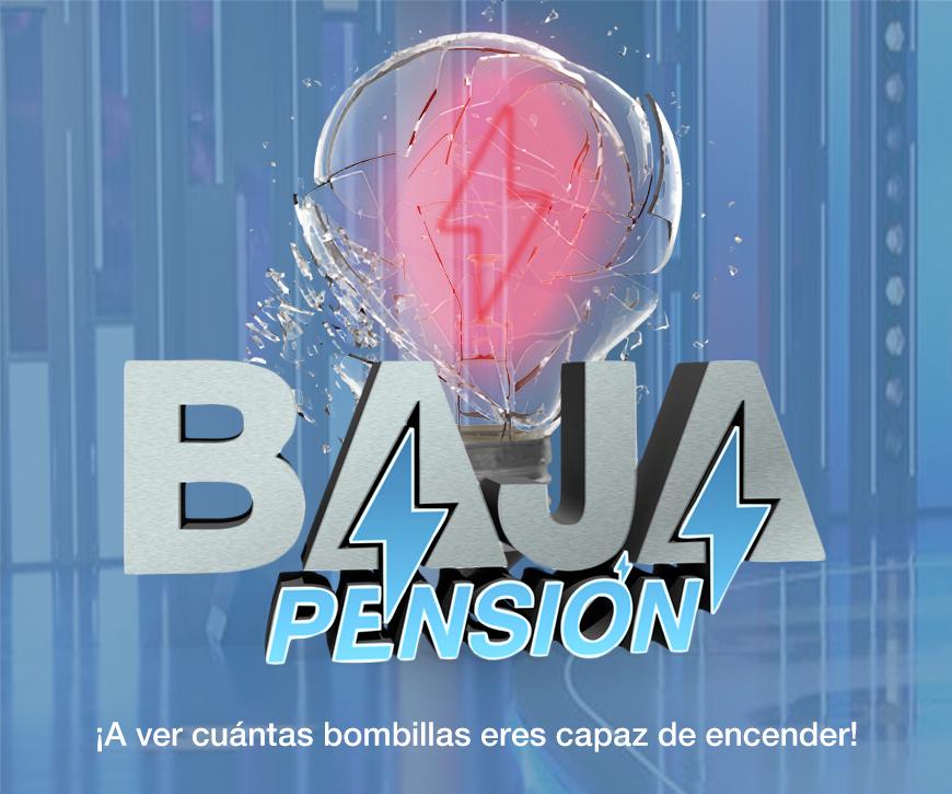 baja pensión, alta tensión