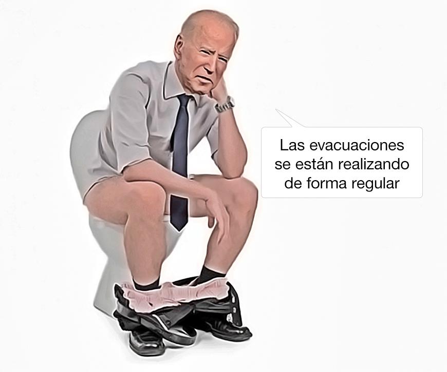 Evacuaciones